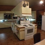                    Huge Kitchen.