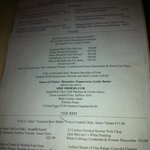                    awesome menu -- HIGHLY RECOMMENDED
