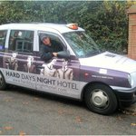 A Hard Day's Night Taxi Tours