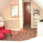 Double room with en-suite toilet on 2nd Floor