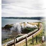 Steam Train Paignton to Dartmouth, local attraction