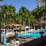                    hotel el prado pool