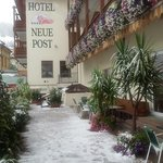 Photo de Hotel Neue Post