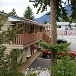 Photo of Rocky Mountain Springs Lodge and Restaurant Radium Hot Springs