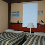 Dreams Hotel, Room 204 - at front of hotel