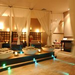  Relaxation Room in The Villa Spa