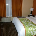 Photo de Fairfield Inn & Suites San Francisco Airport