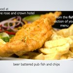 beer battered fish & chips-fish