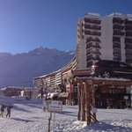                    Hotel at Tignes 2100