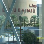 outside dubaimall