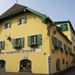 Hotel Goldener Ochs Bad Ischl