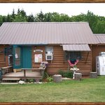 Log Cabin Resort and Campground Curtis