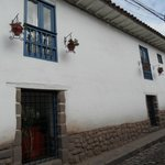                    Fachada del Hostal
