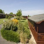 Kilcorby Log Cabins