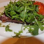 Rump Steak Menzies brasserie style