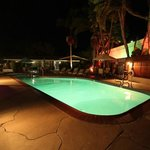  Sandman Inn&#39;s Second pool, also beautiful!
