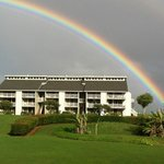Condos at The Cliffs, we had some spectaular Rainbows!