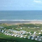 Hillend campsite