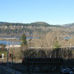                    Looking towards Columbia River