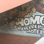 Foto van Home Travellers Motel