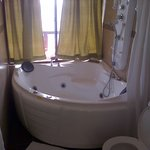                   Jacuzzi en habitacion