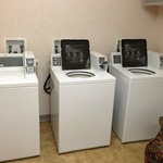 Only use washer on the far LEFT.  Other two units are junk!