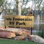 Foto de Twin Fountains RV Park