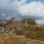 Takeda Castle Ruin