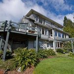 ‪Quadra Island Harbour House B&B‬