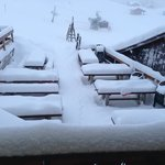                    taken from my room at ski chamois beat that view to wake up to :)
