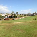                    Views of Amarila Golf nearby
