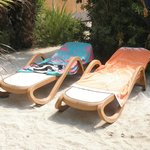                    Chaises relax