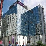                                      Premier inn outside view