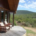                    View from your own lodge