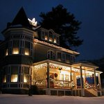  The Henry Whipple House at Christmas