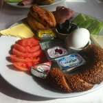 Breakfast at Omar Restaurant