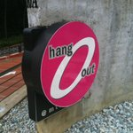                    Entrance of Hangout at Mt Emily