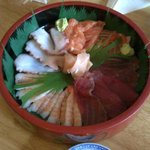 really fresh sashimi