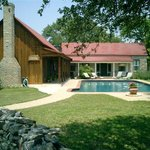 Chanticleer Log Cabin Spicewood