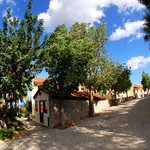 Bellapais Monastery Village