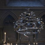                    &quot;Tree of Life&quot; in Linkoping cathedral