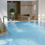  Unser Thermal Spa, Innenbecken