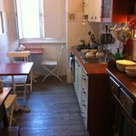 I like the kitchen!!!!! :)
