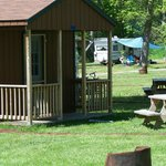 Cabins and RVs for Rent