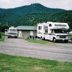 Foto de Mountain Springs Motel & RV Park