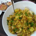pineapple curried rice