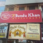 Bundu Khan Behind Restaurant