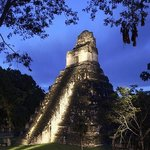                    tikal peten