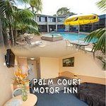 Palm Court Motor Inn Foto