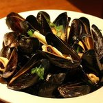 Mussels Siam...coconut curry broth... you have no idea!!!